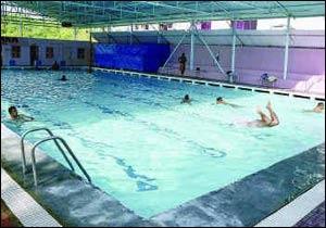 Manohara Swimming Pool
