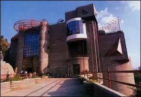 Birla Planetarium & Science Museum (Tourist Spot)
