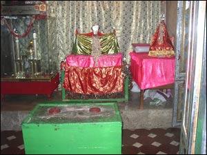 Chhote Hazrat Ki Durgah