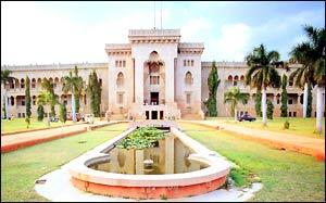 Osmania University College Of Arts & Social Sciences (Tourist Spot)