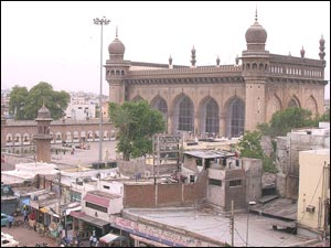 Mecca Masjid (Tourist Spot)