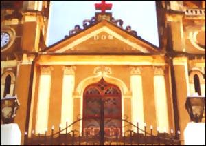 St Joseph's Cathedral Church (Tourish Spot)