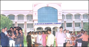 J B Institute Of Engineering & Technology
