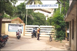 St Joseph's Degree & PG College