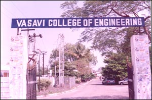 Vasavi College Of Engineering