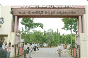 Dr B R Ambedkar Open University