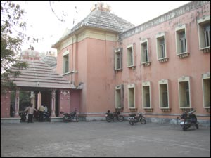 Potti Sriramulu Telugu University