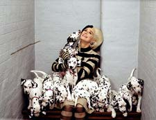 102 Dalmatians (english) - cast, music, director, release date