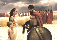 300 - The Movie (english) - cast, music, director, release date