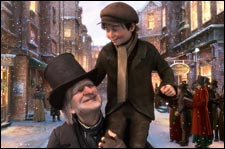 A Christmas Carol (english) - cast, music, director, release date