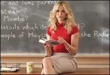 Bad Teacher (english) - cast, music, director, release date