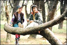 Bridge To Terabithia (Hindi)