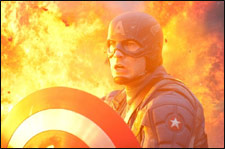 Captain America: The First Avenger (english) - cast, music, director, release date