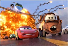 Cars 2 (english) - cast, music, director, release date
