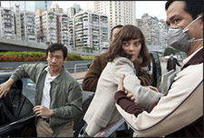 Contagion (english) - cast, music, director, release date