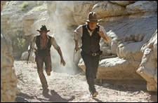 Cowboys & Aliens (english) - cast, music, director, release date
