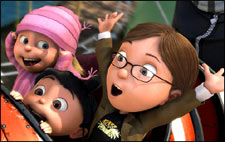 Despicable Me - 3D (english) reviews