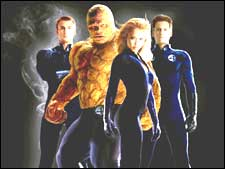 Fantastic Four (english) - cast, music, director, release date