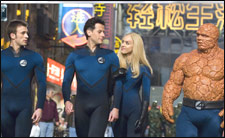 Fantastic Four - 2 (Hindi) (hindi) reviews