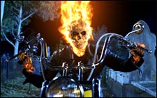 Ghost Rider (English) (english) - cast, music, director, release date
