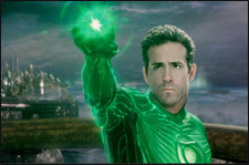 Green Lantern (3D) (english) - cast, music, director, release date