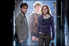Harry Potter And The Deathly Hallows - Part 1 (Hindi)