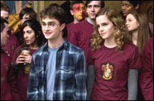 Harry Potter And The Half Blood Prince (Hindi) (hindi) - cast, music, director, release date