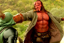 Hellboy (english) reviews