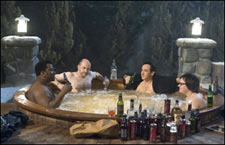 Hot Tub Time Machine (english) - cast, music, director, release date