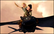 How To Train Your Dragon 3D (english) - cast, music, director, release date