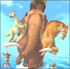 Ice Age 2: The Meltdown (english) - cast, music, director, release date