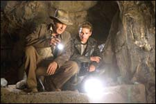 Indiana Jones - Kingdom Of The Crystal Skull (english) - cast, music, director, release date