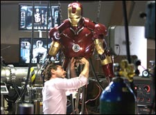 Iron Man (english) - cast, music, director, release date