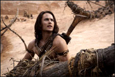 John Carter (hindi) reviews