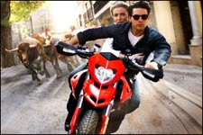 Knight And Day (english) - cast, music, director, release date