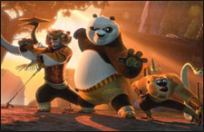 Kung Fu Panda 2 (english) - cast, music, director, release date