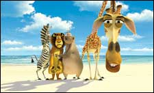Madagascar (english) - cast, music, director, release date