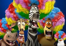 Madagascar 3 - Europe's Most Wanted (3D)