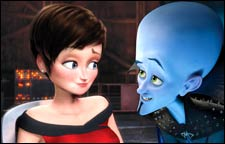 Megamind - 3D (english) reviews