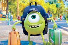 Monsters University (3D)