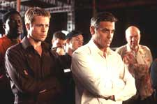 Ocean's Eleven (english) - cast, music, director, release date