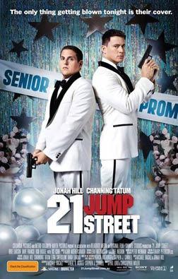 21 Jump Street (english) - cast, music, director, release date