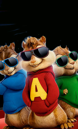 Alvin And The Chipmunks-The Road Chip (english) - cast, music, director, release date