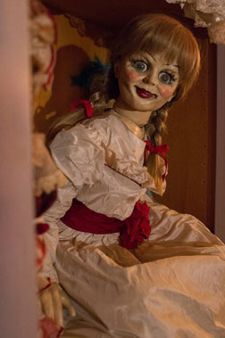Annabelle (english) - cast, music, director, release date