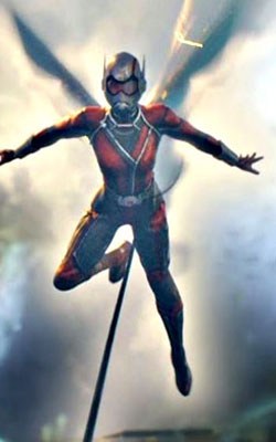 Ant-Man And The Wasp (english) - cast, music, director, release date