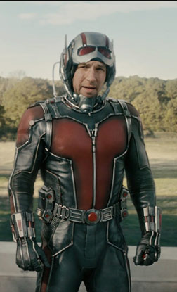 Ant-Man (english) - cast, music, director, release date