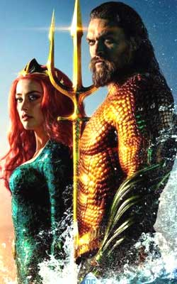 Aquaman (english) - show timings, theatres list