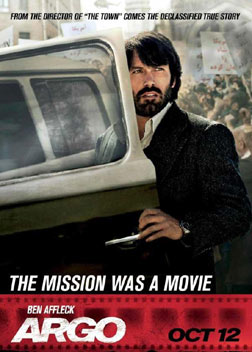 Argo (english) - cast, music, director, release date