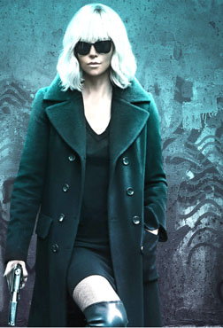 Atomic Blonde (english) reviews