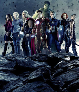 Avengers: Age Of Ultron (english) - cast, music, director, release date